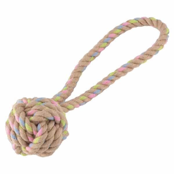 hemp rope ball