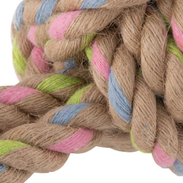 close up rope toy