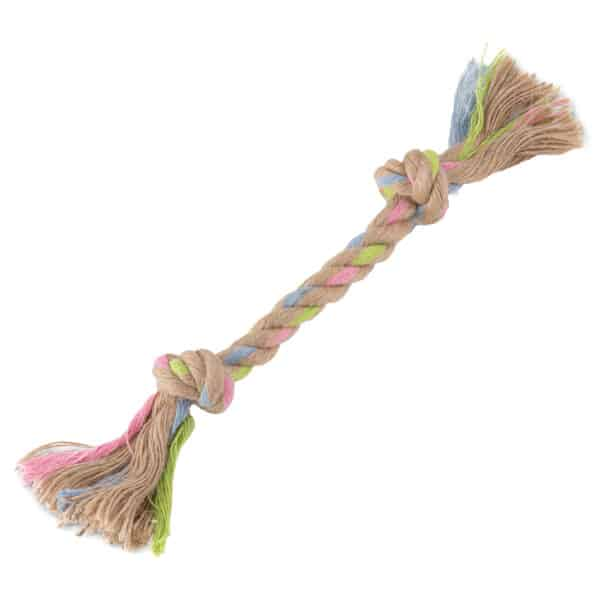 hemp rope toy