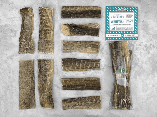 whitefish jerky value pack