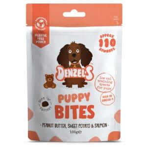 denzels puppy bites