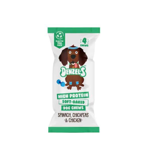 denzels dog chews high protein