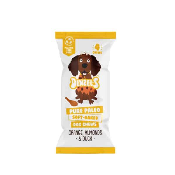 pure paleo denzels dog chews