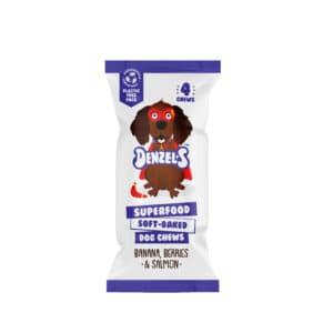 denzels dog chews superfood