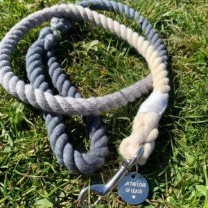 silver fox rope lead